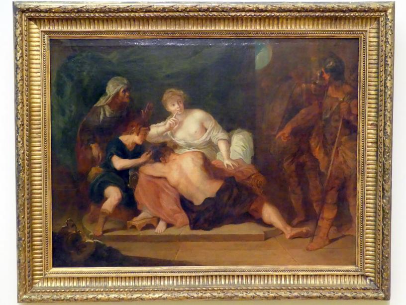 Antoine Pesne: Samson und Dalila, 1720