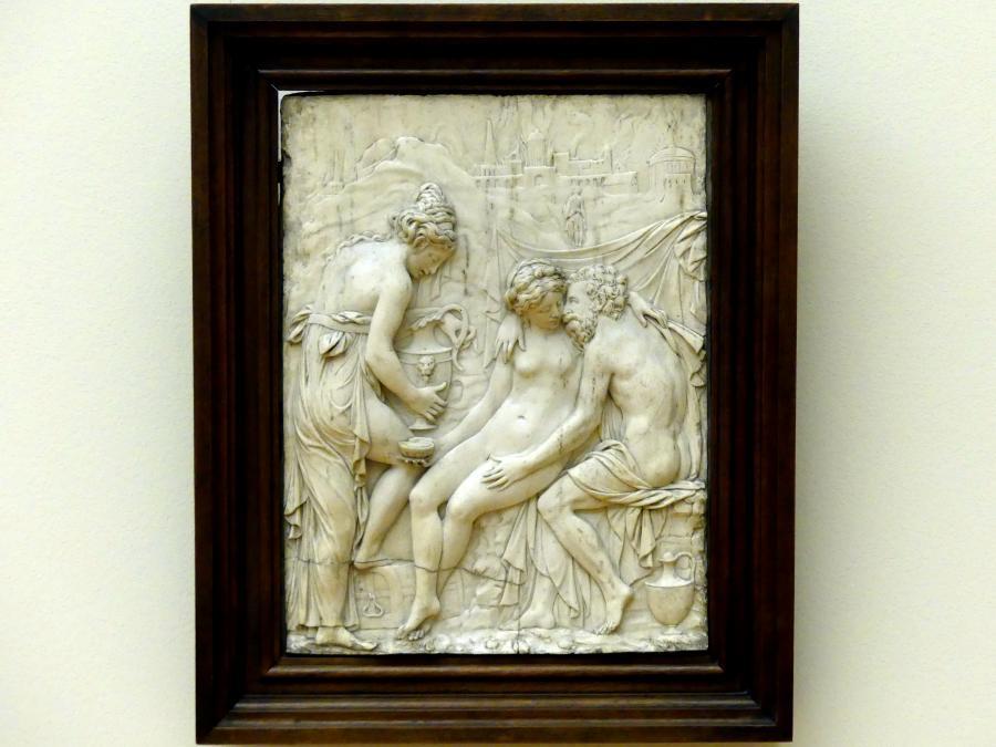 Loth und seine Töchter, um 1600