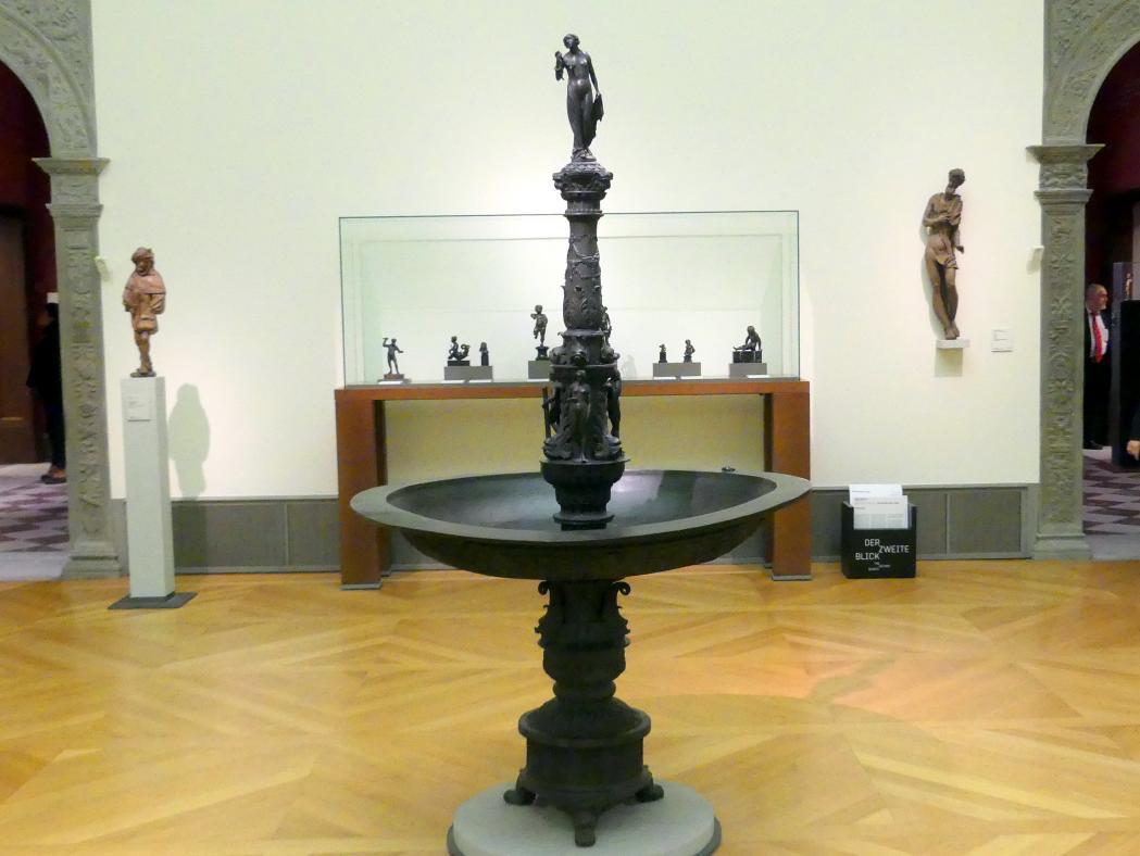 Kleopatra-Brunnen, Mitte 16. Jhd.