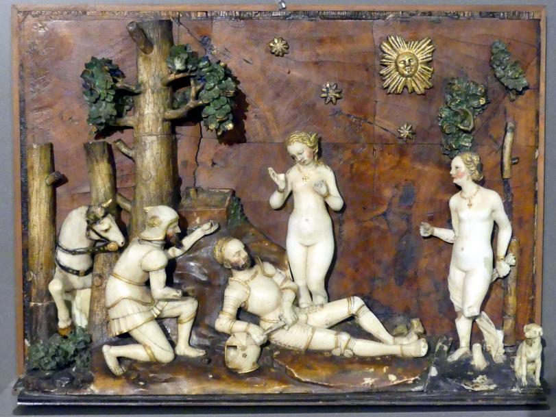 Monogrammist BG: Urteil des Paris, um 1530 - 1540
