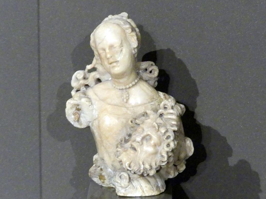 Conrat Meit (Umkreis): Judith mit dem Kopf des Holofernes, 2. Drittel 16. Jhd.