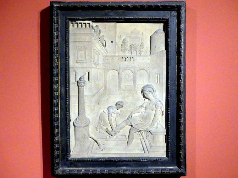 Bathseba im Bade, um 1530