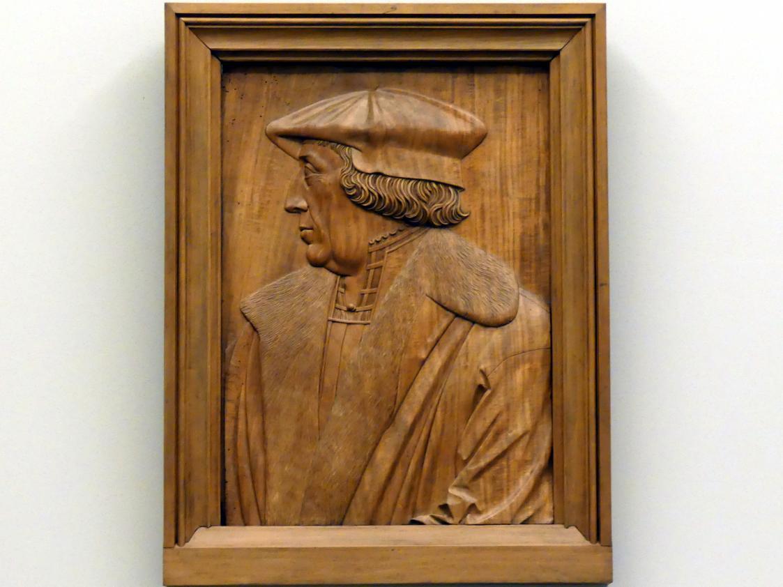 Friedrich Hagenauer: Bischof Philipp von Freising, um 1525 - 1527