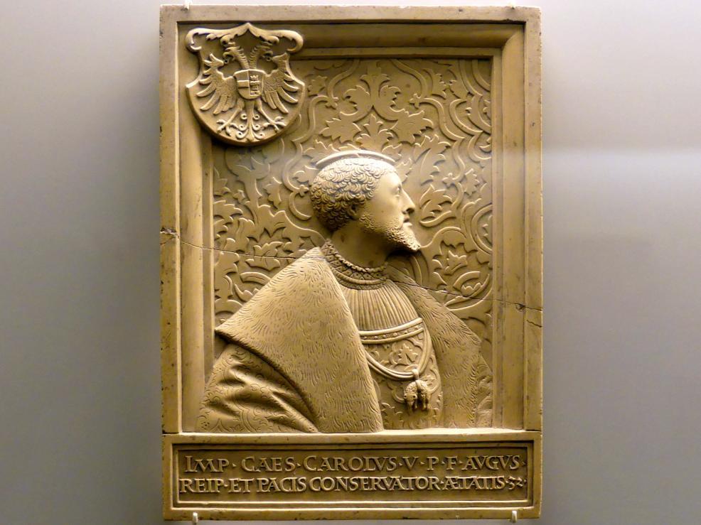 Thomas Hering: Kaiser Karl V., 1532