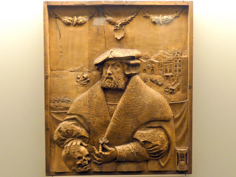 Bildnis eines Kaufmanns, um 1530