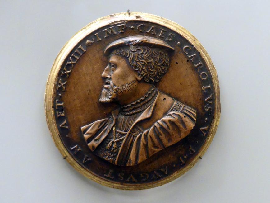 Kaiser Karl V., nach 1533