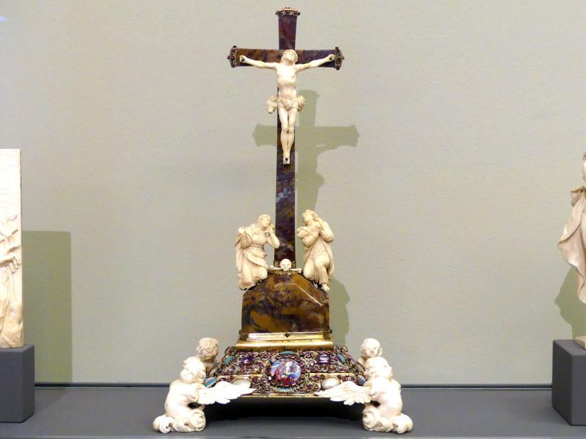 Hans Jakob Mair: Maria mit Jesus und dem Johannesknaben, um 1680