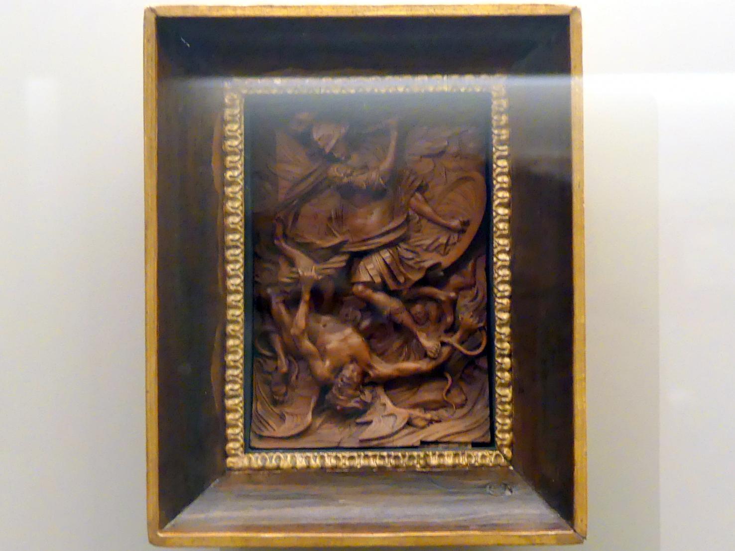 Christoph Daniel Schenck: Der hl. Michael als Bezwinger des Satans, 1675
