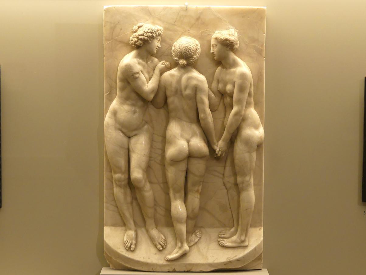 Leonhard Kern: Die drei Grazien, vor 1650