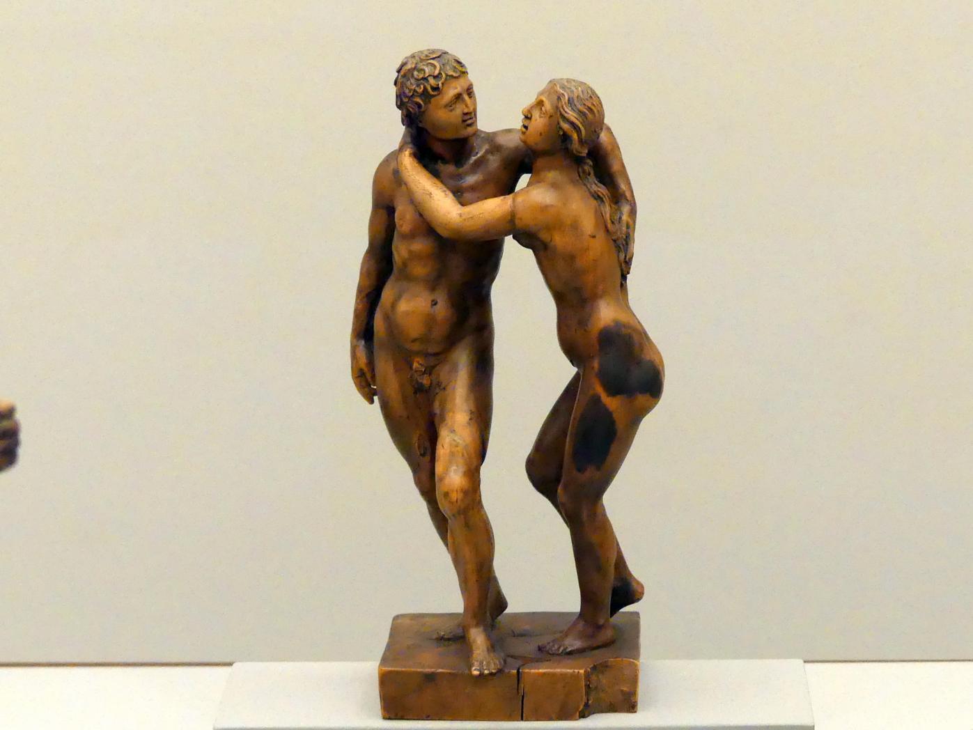 Georg Pfründt: Adam und Eva, um 1650