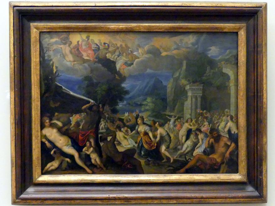 Johannes Rottenhammer der Ältere: Der Sturz des Phaeton, um 1604