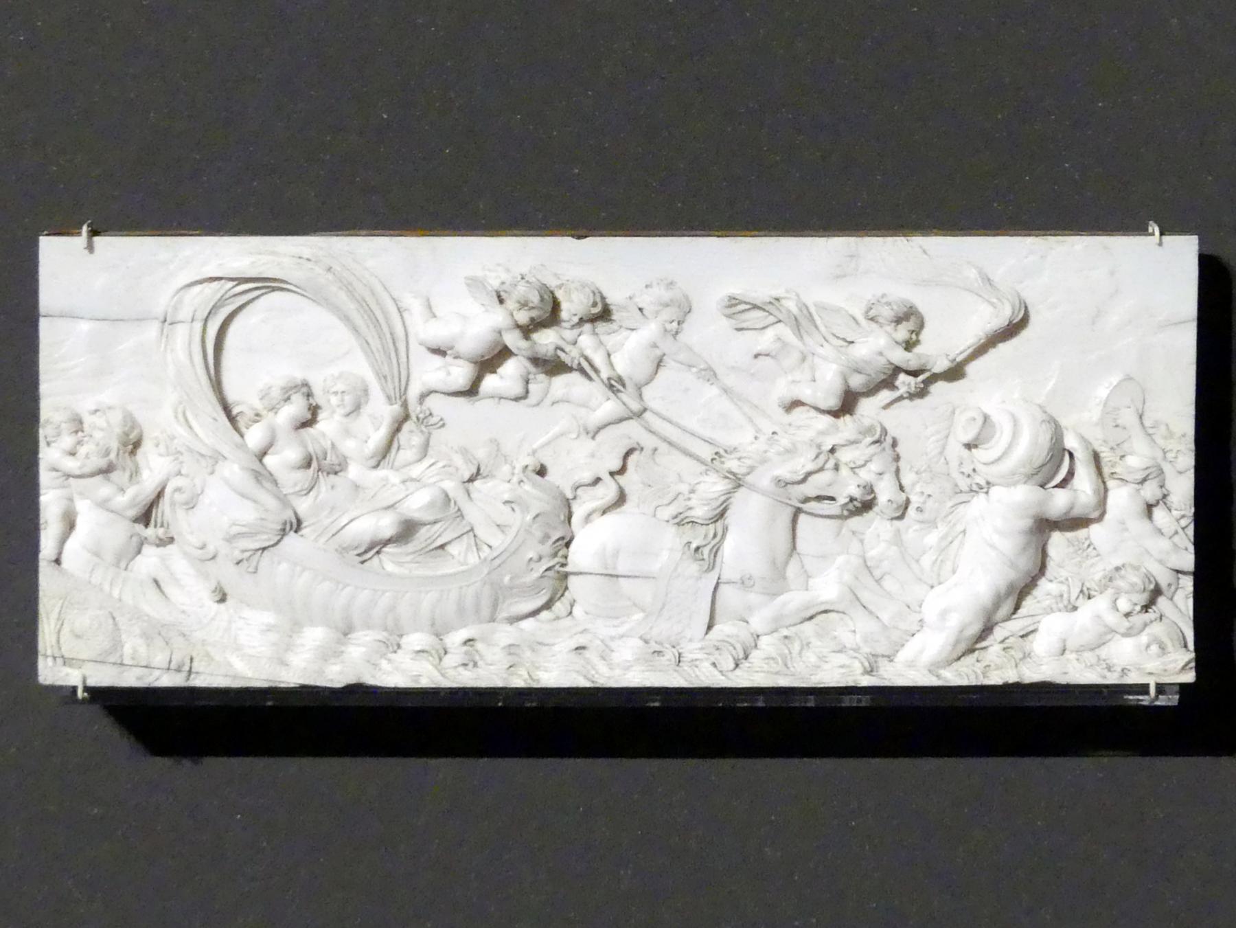 Hochzeitszug von Acis und Galathea (?), um 1660 - 1680