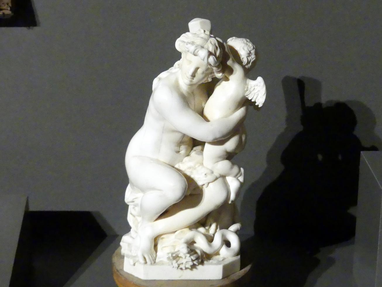 Artus Quellinus der Ältere (Umkreis): Omphale und Amor mit den Waffen des Herkules, um 1640 - 1650