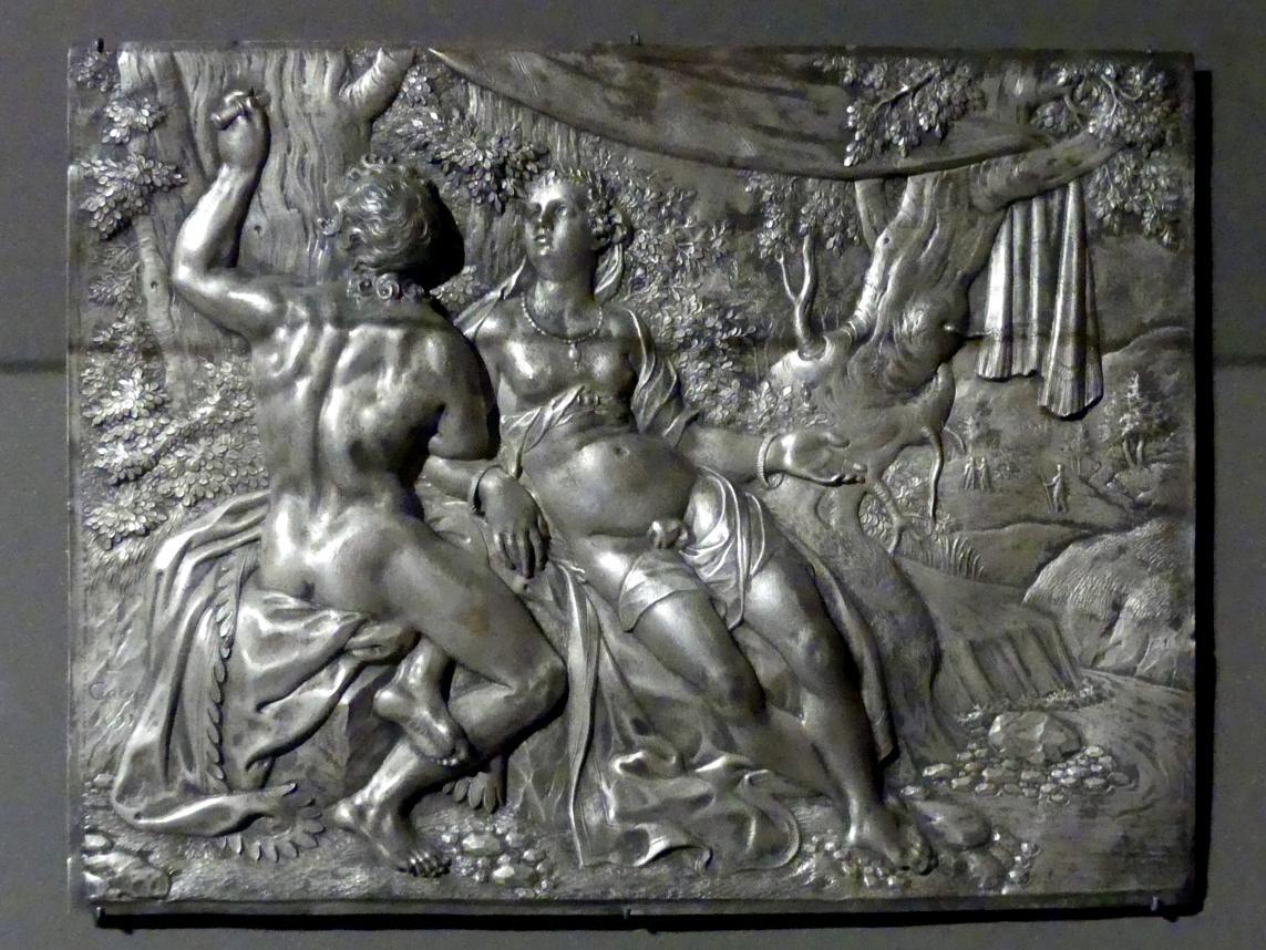 Georg Lorenz I. Gaap: Oinone und Paris, 1691