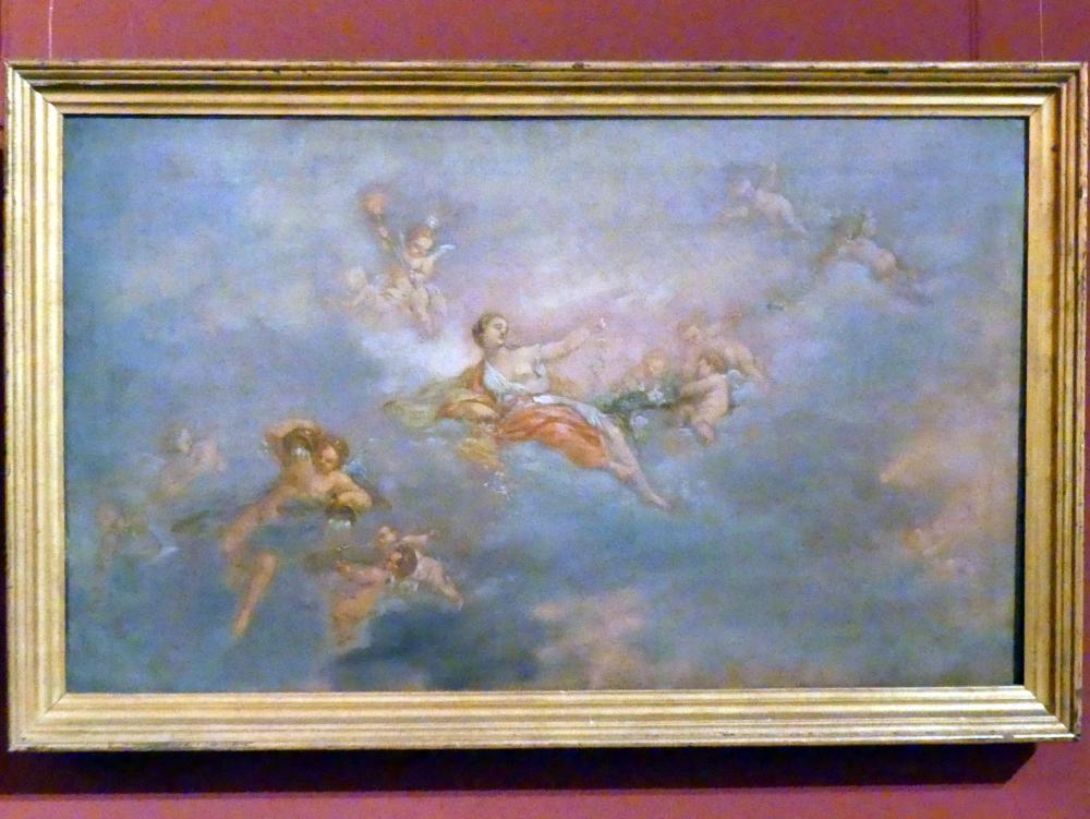 Christian Bernhard Rode: Der Morgen, 1767