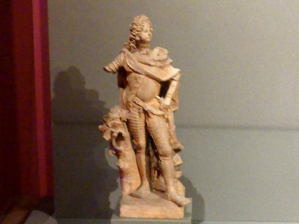 Johann Georg Glume: Friedrich Wilhelm I., König in Preußen als Kronprinz, um 1709 - 1712