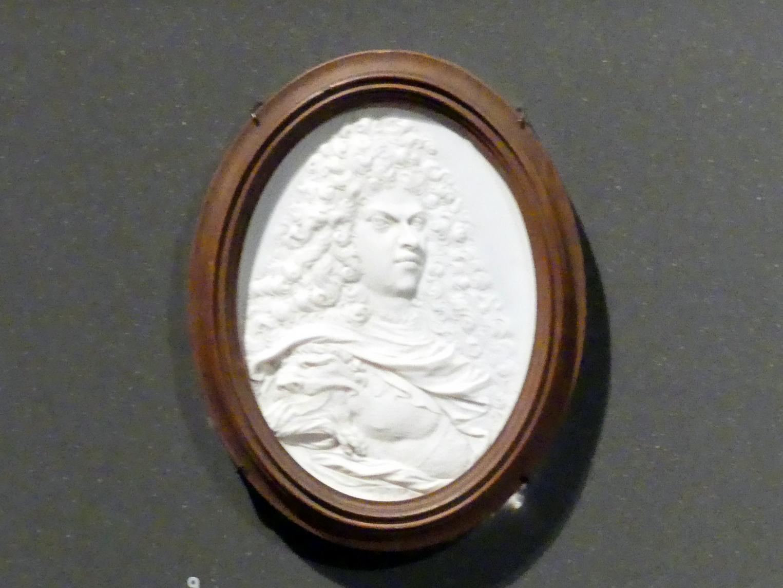 Balthasar Permoser: Johann Georg IV., Kurfürst von Sachsen, um 1691 - 1692
