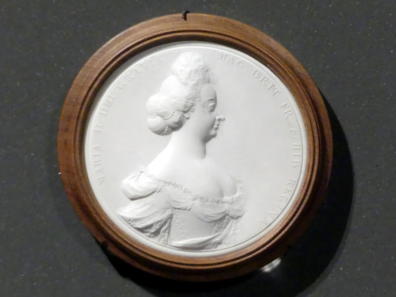 Jean Cavalier: Maria II., Königin von England, 1690