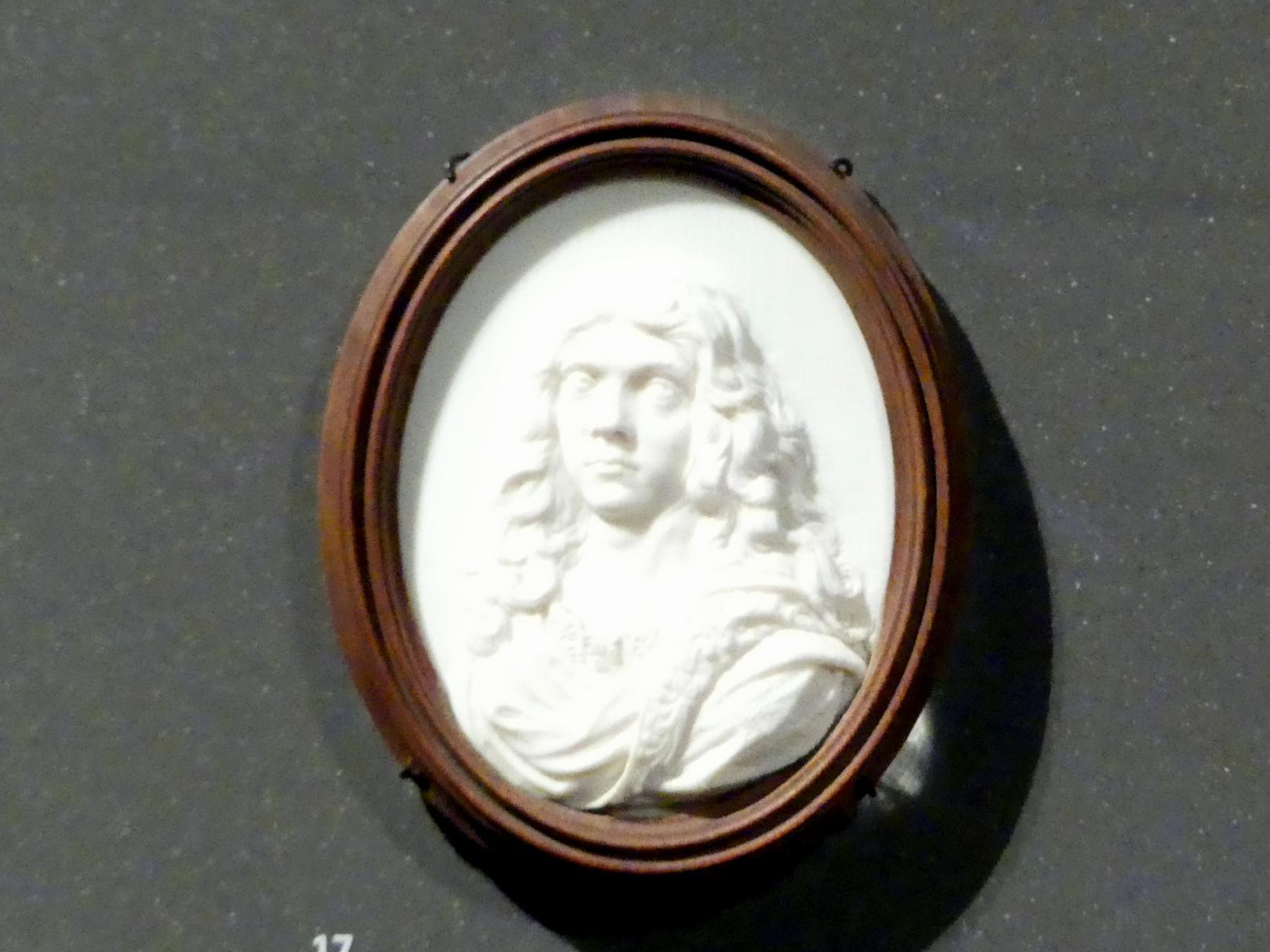 Raimund Faltz: Selbstbildnis (?), vor 1683