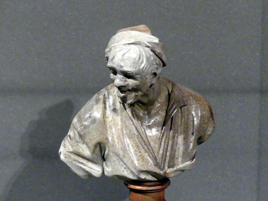 Ludwig Lücke (Johann Christian Ludwig Lücke): Der sogenannte lachende Demokrit, nach 1750