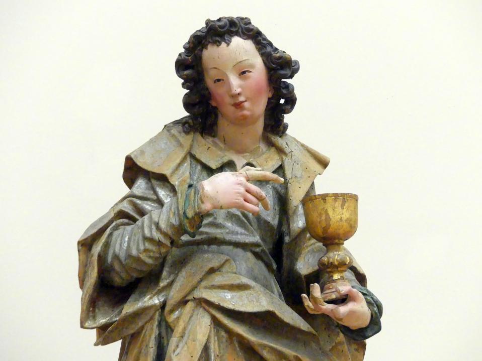 Michael Zürn der Ältere: Hl. Johannes der Evangelist, um 1625, Bild 2/3