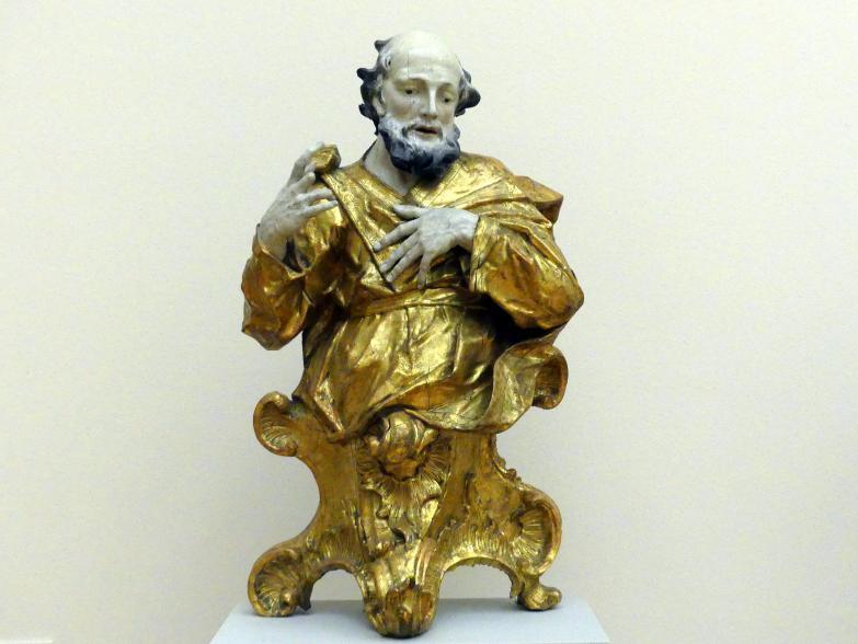 Christian Jorhan der Ältere: Heiliger, um 1760