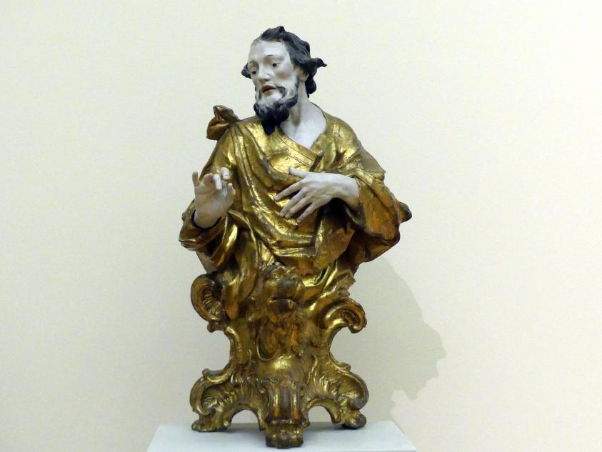 Christian Jorhan der Ältere: Evangelist Markus, um 1760