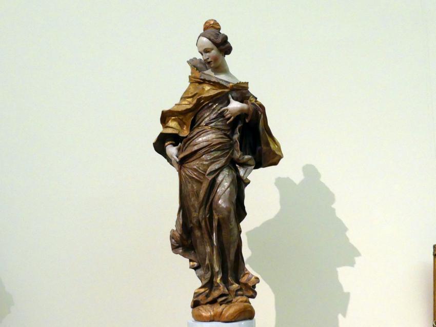 Joseph Anton Feuchtmayer: Maria, um 1717 - 1719