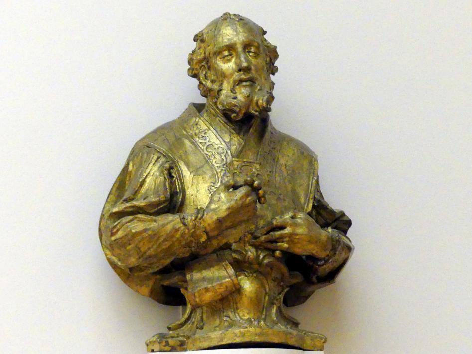 Paul Egell: Büste des Filippo Neri, 1739