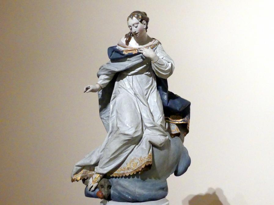 Ignaz Günther: Maria Immaculata, um 1750 - 1760