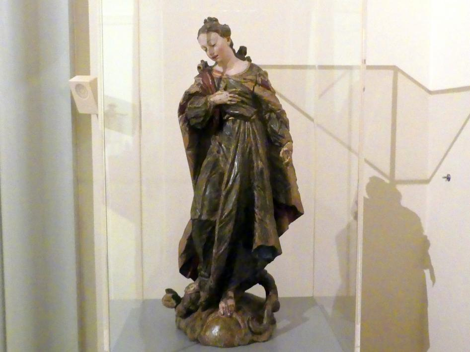 Joseph Götsch: Maria Immaculata, um 1762