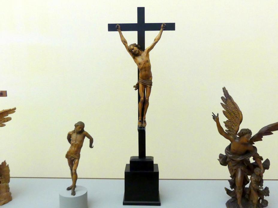 Christoph Daniel Schenck: Der gekreuzigte Christus, um 1685