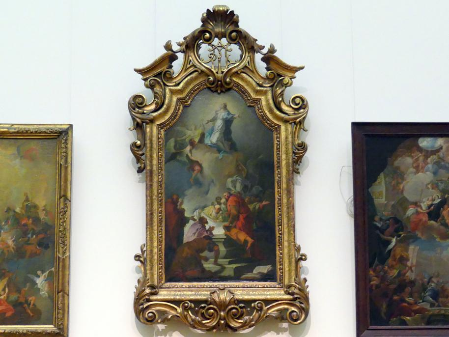Martin Johann Schmidt (Kremser Schmidt): Himmelfahrt Mariae, 1756