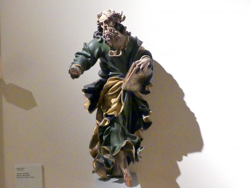 Apostel mit Buch, 1. Hälfte 18. Jhd.