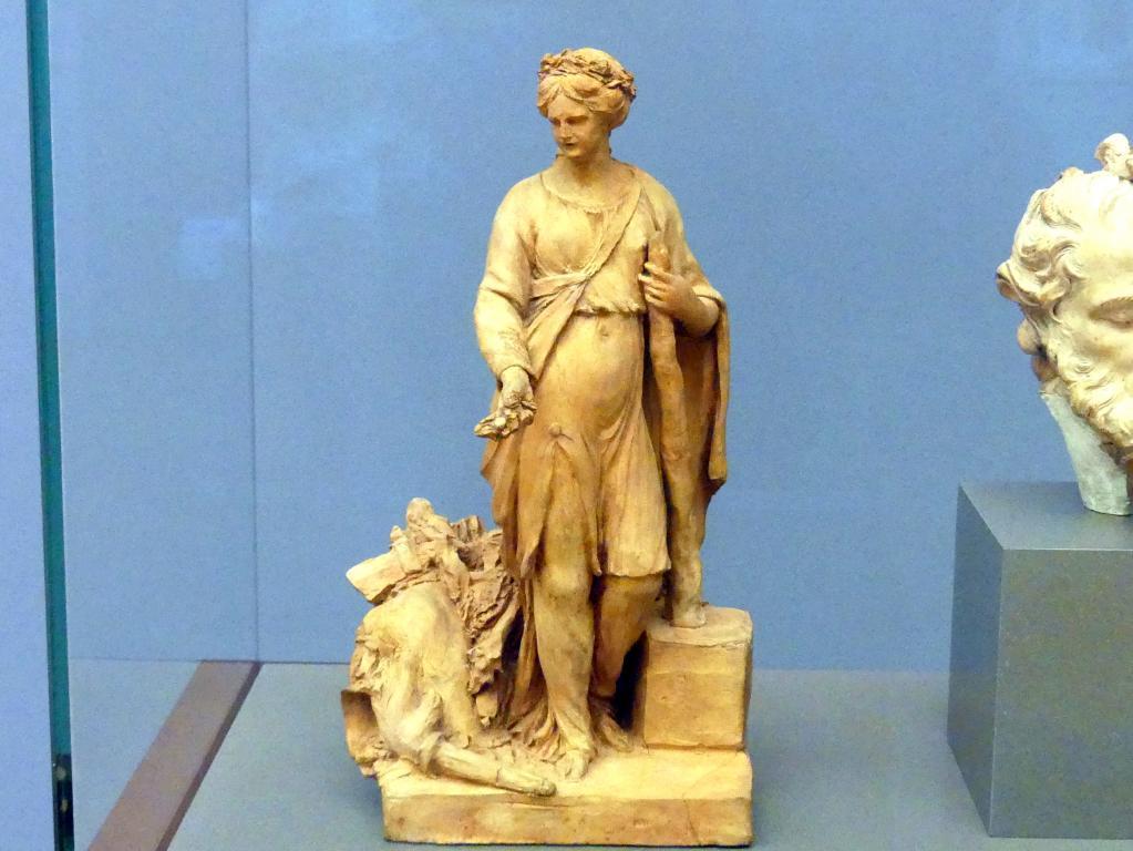 Omphale mit der Keule des Herkules, nach 1800