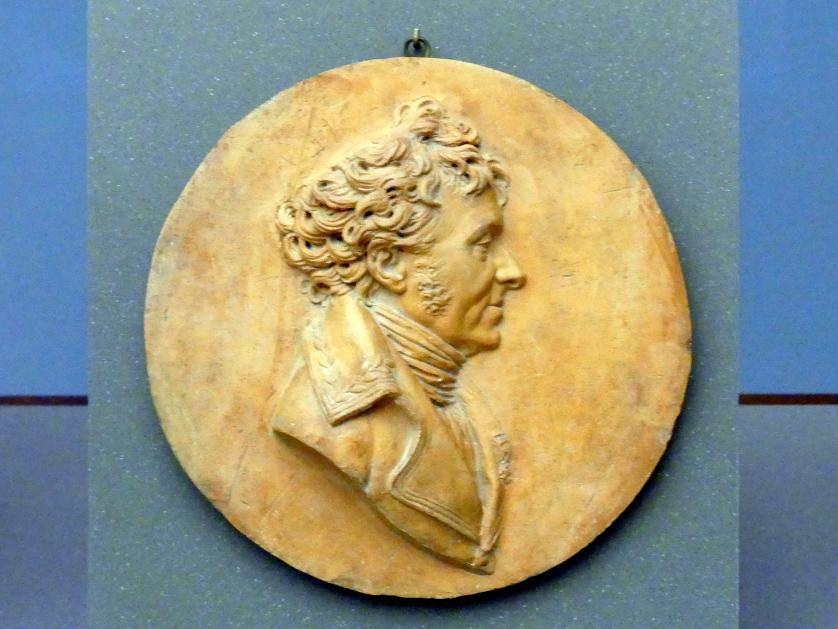 Joseph Chinard: Dominique-Vivant Baron Denon, 1805