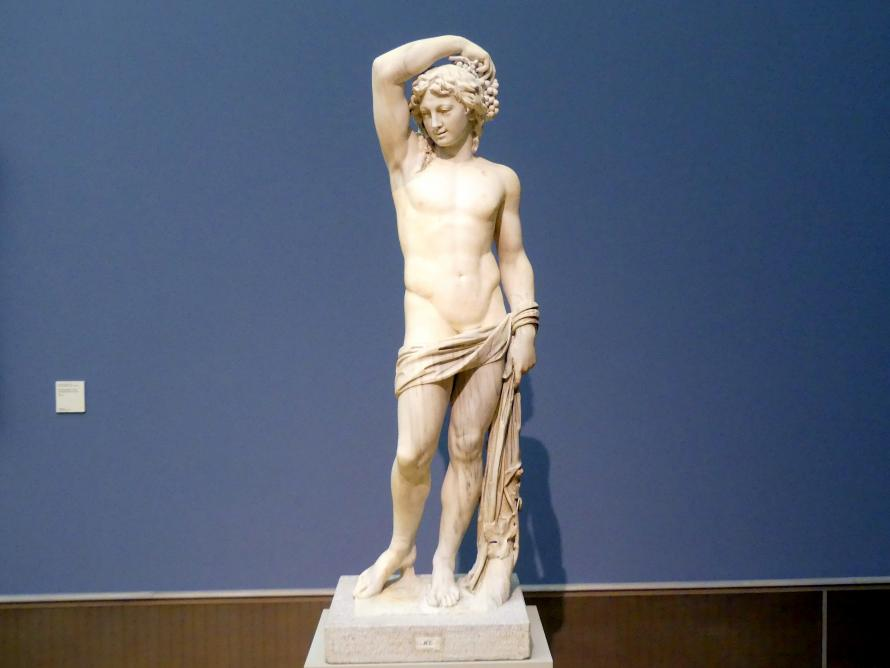 Lambert-Sigisbert Adam: Bacchus, 1731