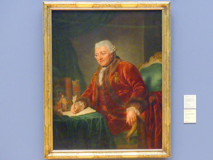 Anna Dorothea Therbusch: Christian Andreas Cothenius, um 1777
