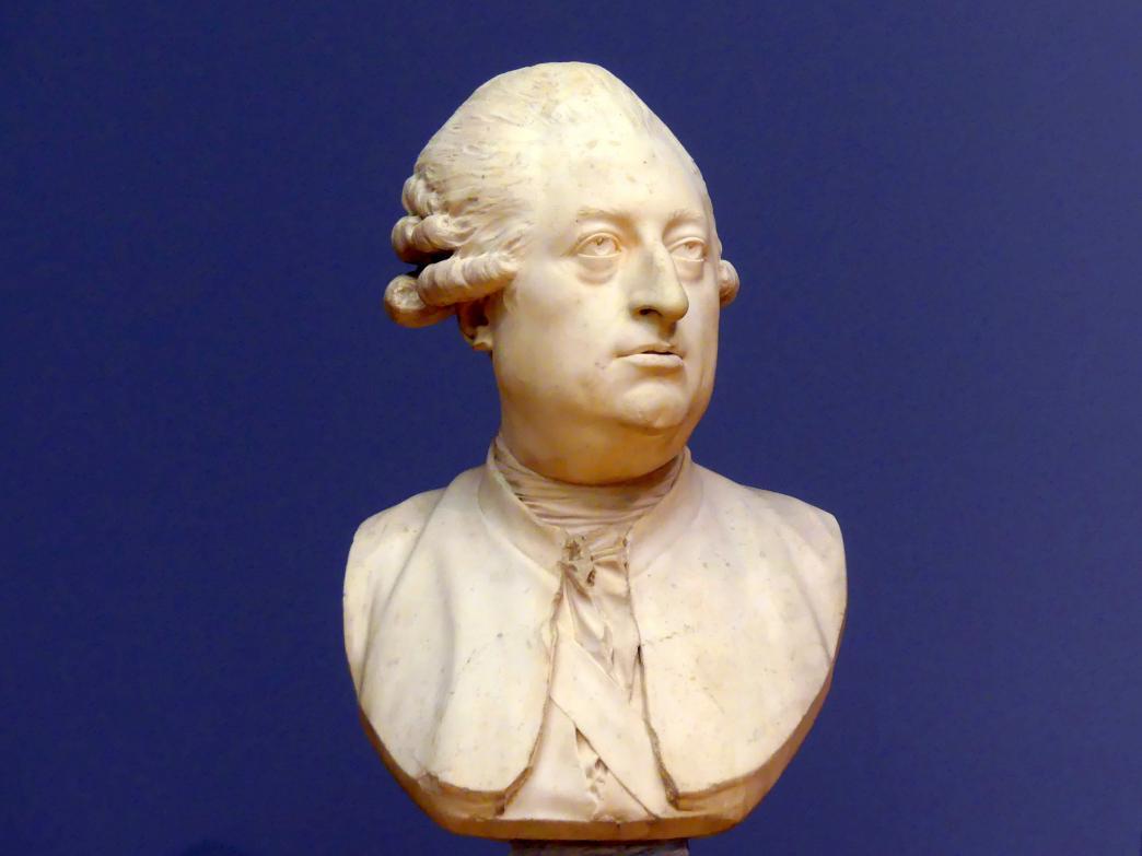Jean-Antoine Houdon: Baron Otto Hermann von Vietinghoff, 1791
