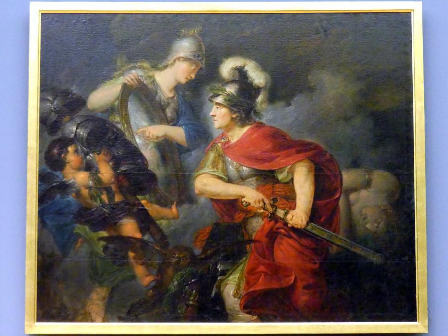 Christian Bernhard Rode: Friedrich der Große als Perseus, 1789