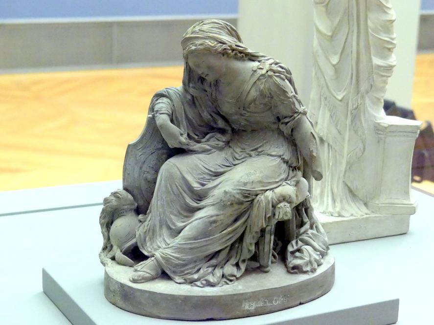 Johann Valentin Sonnenschein: Penelope, um 1780