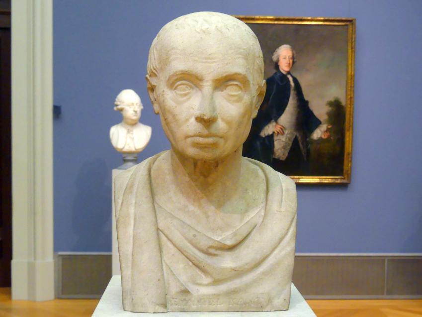 Emanuel Bardou: Immanuel Kant, 1798
