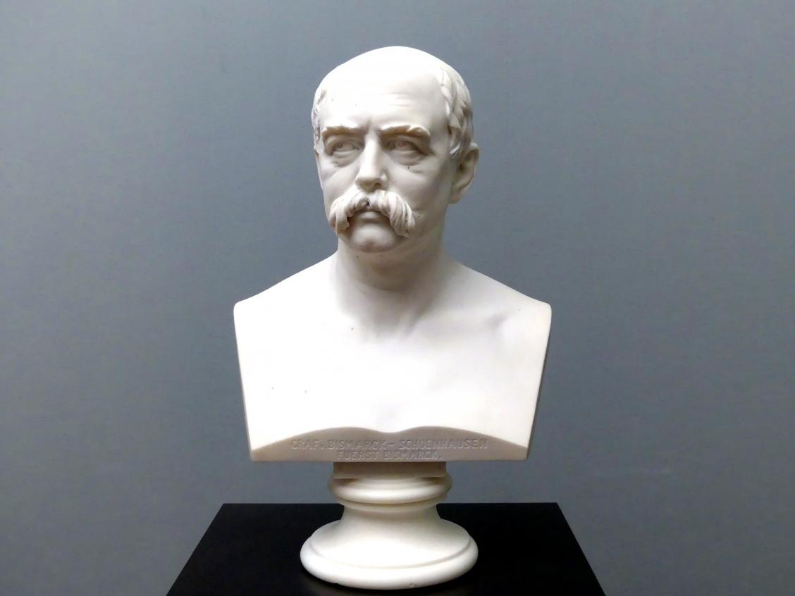 Elisabet Ney: Otto von Bismarck, 1867