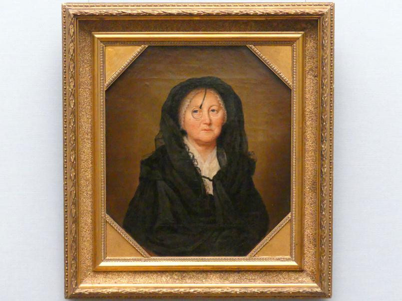 Anna Dorothea Therbusch: Selbstbildnis, um 1780