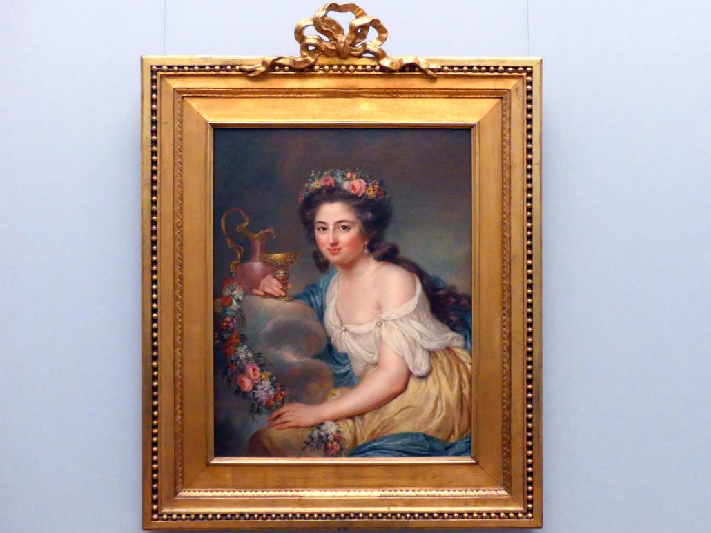 Anna Dorothea Therbusch: Porträt der Henriette Herz, 1778