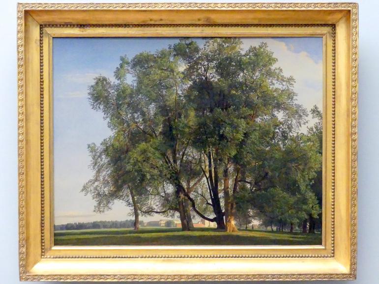Ferdinand Georg Waldmüller: Praterlandschaft, 1830