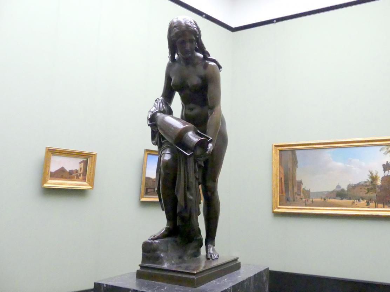 Christian Daniel Rauch: Danaide mit aufgelöstem Haar, 1842 - 1846