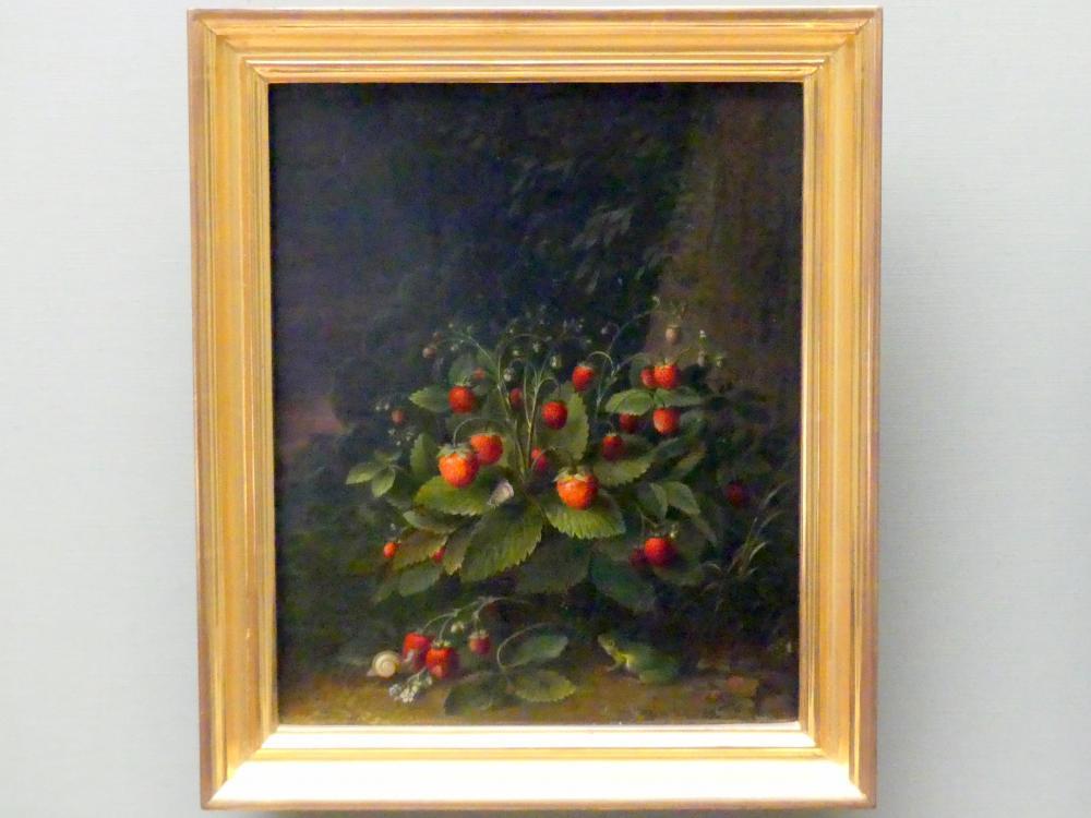 Johann Adam Schlesinger: Erdbeeren, 1820