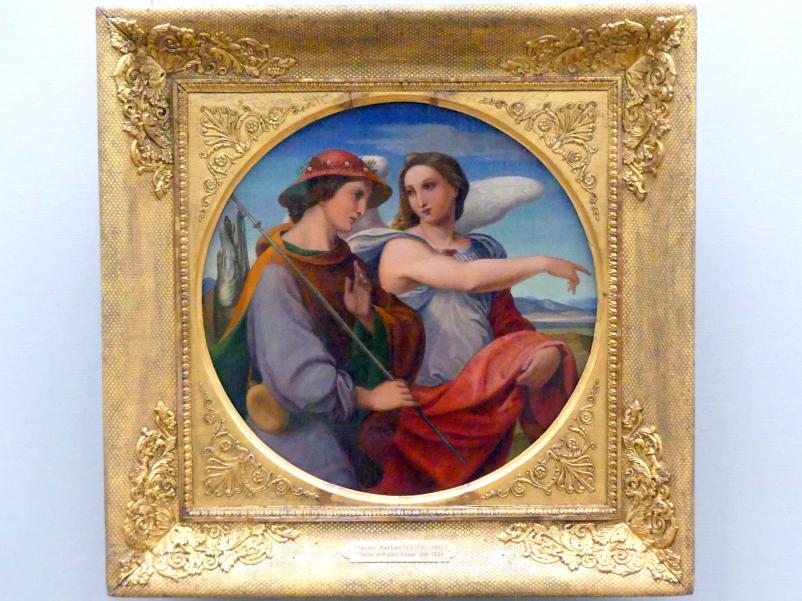 Theodor Rehbenitz: Tobias und der Engel, um 1824