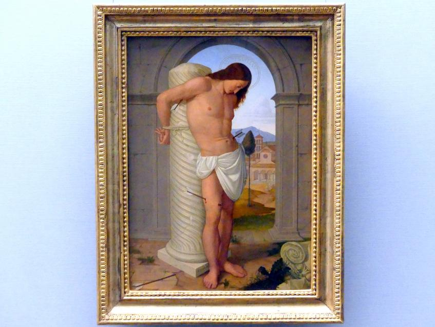 Friedrich Overbeck: Der Heilige Sebastian, um 1813 - 1816
